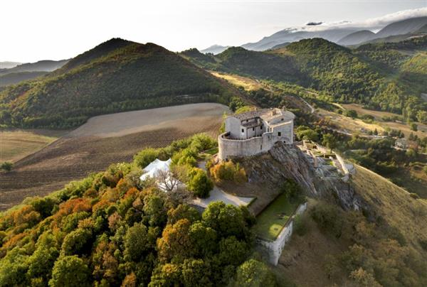 Castle Nardelli in Provincia di Pesaro e Urbino