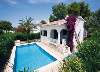 Celia in Menorca