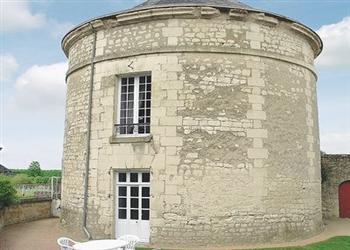 Château de la Vauguyon in Centre