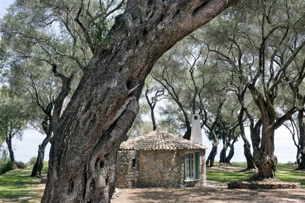 Chapel View in Ionian Islands