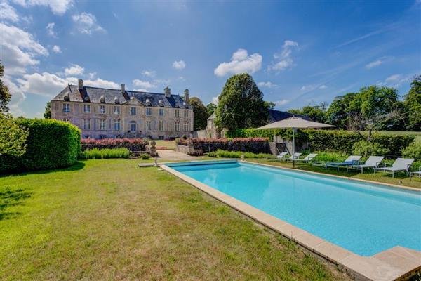 Chateau De Cource, Normandy - France