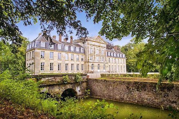 Chateau De Court, Normandy - France