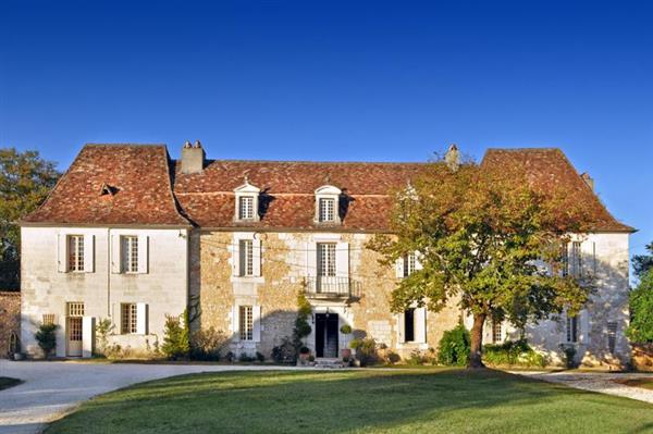 Chateau De Neveu from Oliver's Travels