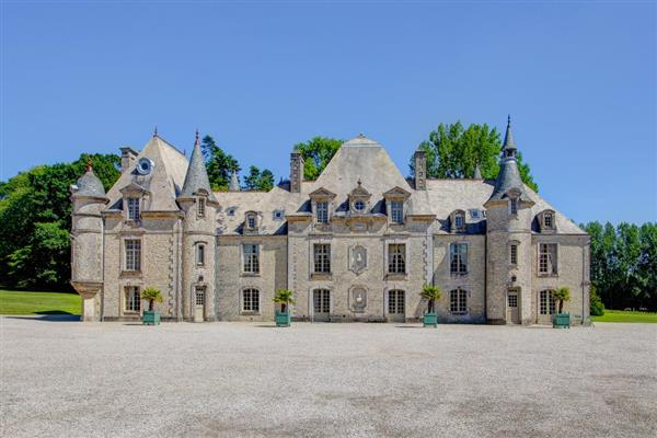 Chateau De Sevigne, Normandy - France