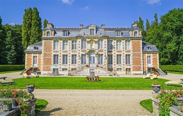 Chateau Des Haras, Normandy - France