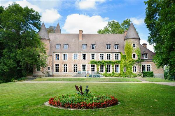 Chateau Du Marquis De Tracy in Burgundy