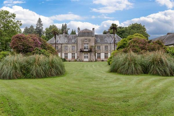 Chateau La Monte Epinge, Normandy - France