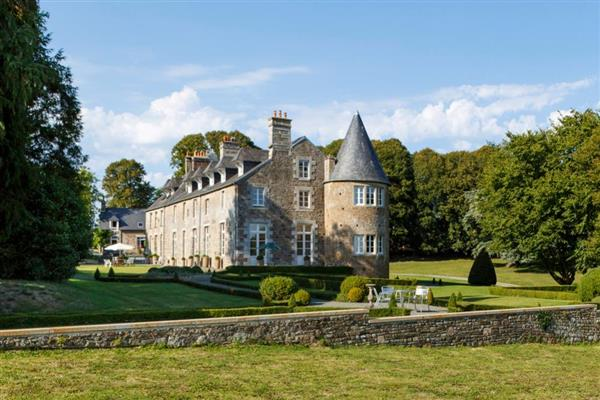 Chateau Quatre Saisons in Normandy