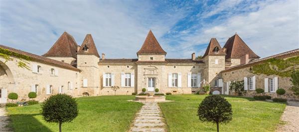 Chateau Tournesol - Cedar Cottage in Lot-et-Garonne