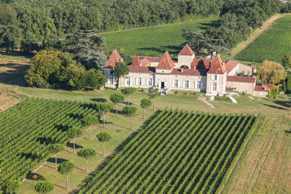 Chateau Tournesol from Oliver's Travels