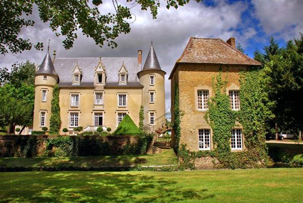 Chateau de La Manay, Le Mans - France