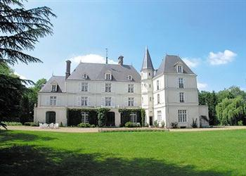 Chateau de Villers, Allonne, Oise - France