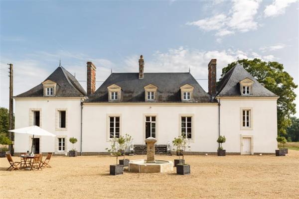 Chateau de la Houlberdiere, Le Mans - France