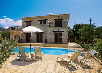 Chrisandria, Argaka, Cyprus With Swimming Pool