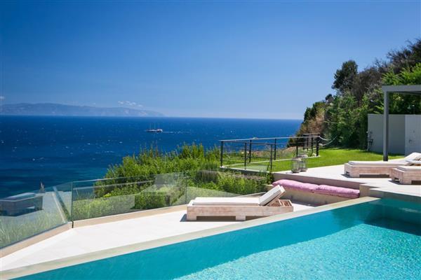 Christina in Ionian Islands