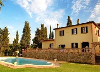 Cinque Querci in Provincia di Arezzo