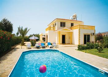 Coral Villa, Resorts in Cyprus, Cyprus With Swimming Pool