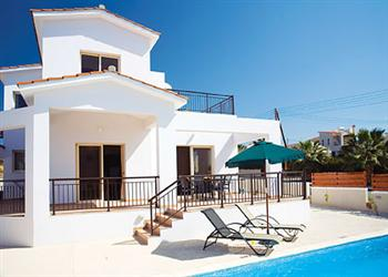 Coralia Dream 1, Coral Bay, Cyprus With Swimming Pool