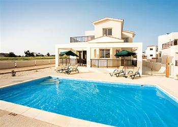 Coralia Dream 10, Coral Bay, Cyprus With Swimming Pool