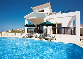 Coralia Dream 3, Coral Bay, Cyprus With Swimming Pool