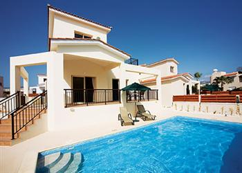 Coralia Dream 5, Coral Bay, Cyprus With Swimming Pool