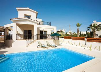 Coralia Dream 6, Coral Bay, Cyprus With Swimming Pool