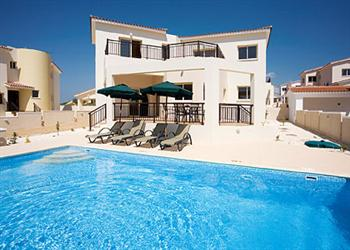 Coralia Dream 8, Coral Bay, Cyprus With Swimming Pool