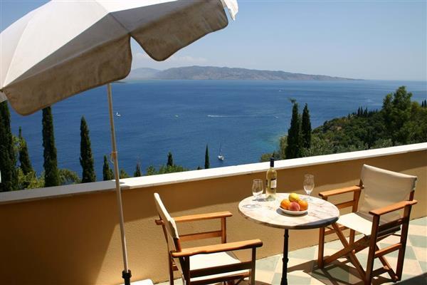 Costaki Kasomitria in Ionian Islands