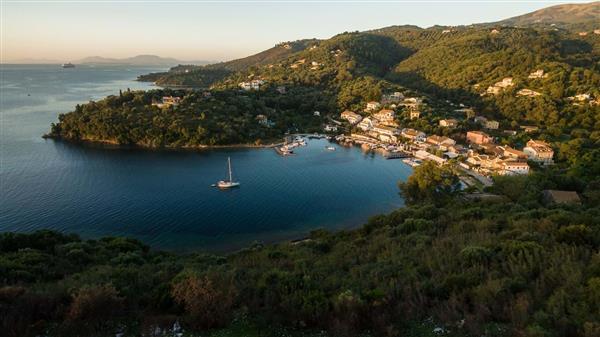 Costas in Ionian Islands
