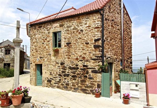 Cottage Liuvigild in La Coruña