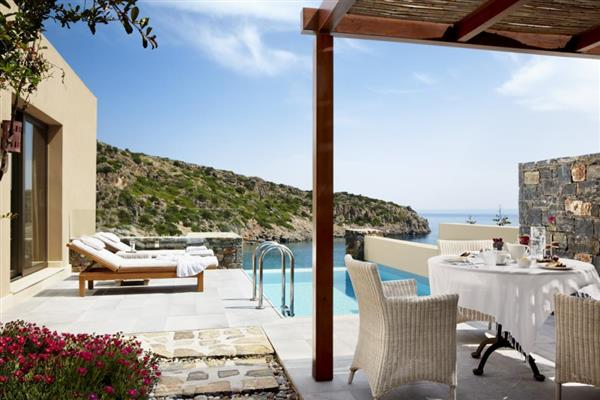 Daios One Bedroomed Villa in Crete