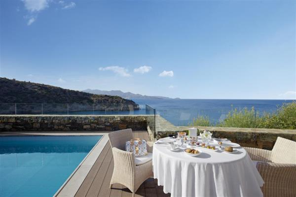 Daios Two Bedroomed Family Villa in Crete