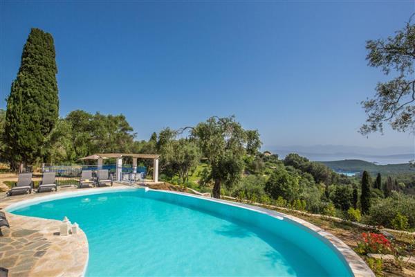 Danai in Ionian Islands