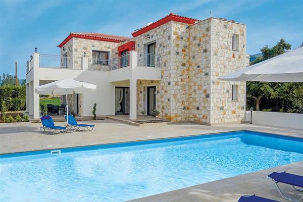 Deborah's Villa in Cyprus