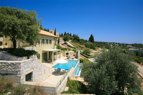 Delia in Ionian Islands