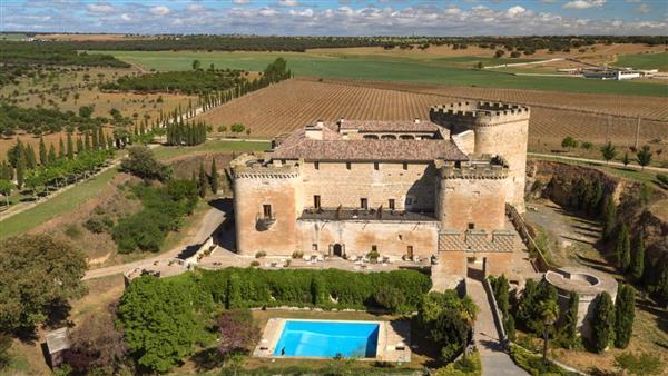 Deluxe Medieval in Salamanca