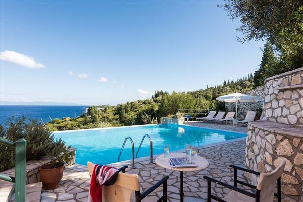 Dimitra in Ionian Islands