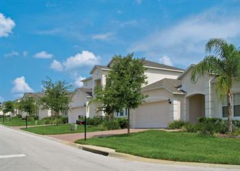 Disney Area Executive Villas ASV5PP, Disney Area and Kissimmee, Orlando - Florida, United States With Swimming Pool