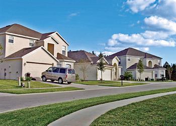 Disney Area Villas ASV6PP, Disney Area and Kissimmee, Orlando - Florida, United States With Swimming Pool