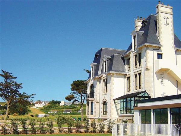Domaine des Roches Jaunes - Appartement Balneaire 3 in Finistère