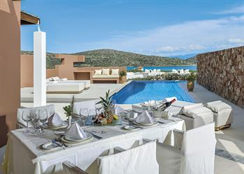 Domes Luxury IV in Crete