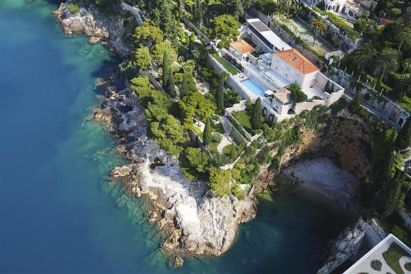 Dvori Eleonora in Općina Dubrovnik