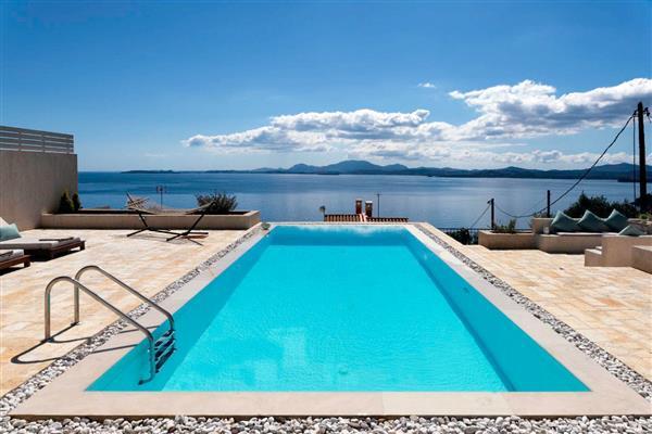 Dysi in Ionian Islands
