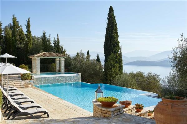 Edeline House in Ionian Islands
