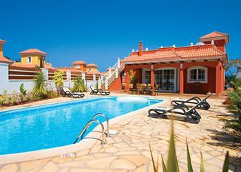El Descanso in Fuerteventura