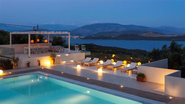Electra in Ionian Islands