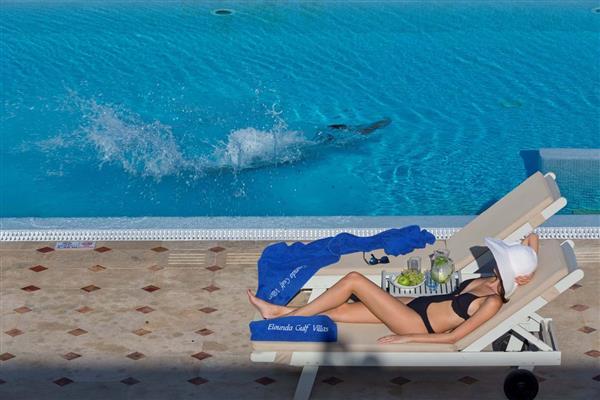 Elounda Gulf - Deluxe Senior Suites in Crete