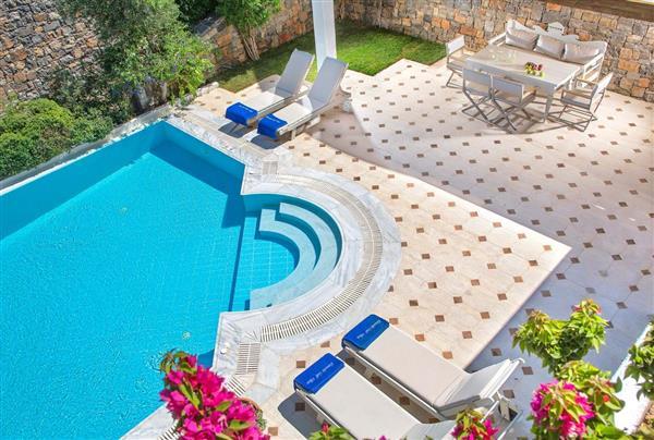 Elounda Gulf - Elounda Pool Villa in Crete