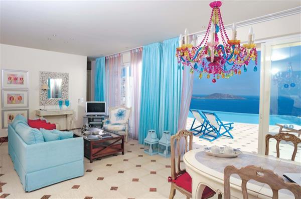Elounda Gulf - Executive Spa Pool Villa in Crete