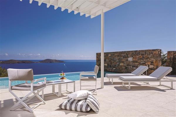 Elounda Gulf - Superior Private Pool Suite in Crete